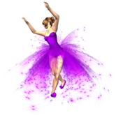 VC - Ballet Complete Fullvatar Lilac - VC-jewels