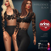 Wild Orchid Edge: Imprudence Black  9 Style Pack with Appliers