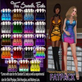T7E: Strapped Dress - FATPACK