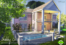 SHABBY CHIC IN PINK_full furnished  mesh house