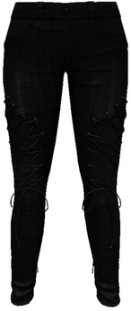 Pencil Pants Black For Maitreya By Beck