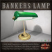 Bankers Desk / Table Lamp