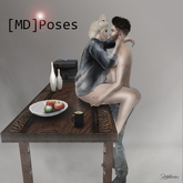 [MD] Poses - Breakfast (with Table)