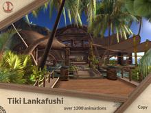 PROMO Tiki  Lankafushi .:JC:. ++1200 animations
