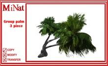 MN Group palm 3 piece