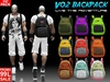 CA AESTHETIC PROMO VO2 BACKPACK FAT PACK