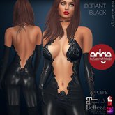 Wild Orchid Edge: Defiant Black (with appliers)
