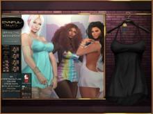 [Cynful] Bring The Sexy Back - Black [Maitreya Lara, Belleza (Isis, Freya + Venus), Slink (Physique + Hourglass)]