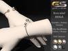 ~Gold & Silver~ Bracelet MINA [transfer]