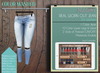 Addams Women's Ripped Jeans -Maitreya Belleza Slink- Mesh Jeans Washed