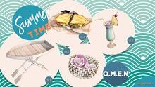 O.M.E.N - Summer Time - FULL SET