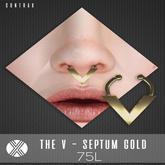 Contrax. - V Septum GOLD