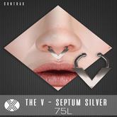 Contrax. - V Septum SILVER
