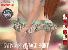 Violetility - Satin Mini [Vintage]