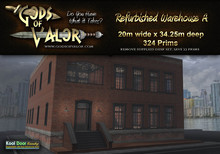 Gods of Valor - The Refurbished Warehouse A