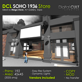 *** DCL SOHO 1936 Store