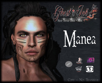 New Face Tattoo :: Manea ::