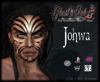 Face Tattoo :: Johwa ::