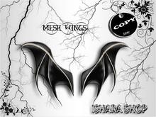 mesh wings  1