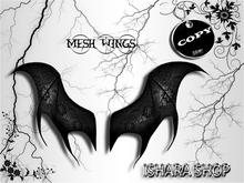 mesh wings  2