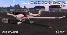Diamond DA20 Katana