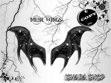 mesh wings  4