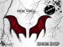 mesh wings 5