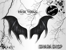 mesh wings 6