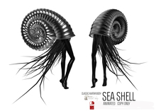 Boudoir Sea shell Halloween avatar