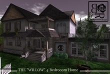 the Willow 4 Bedroom Fall House