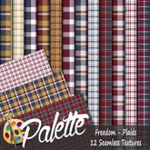 Palette - Freedom Plaid