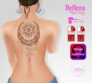 TSB ::: Tattoo buttock thoughts 1