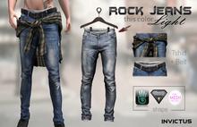 INVICTUS - Rock Jeans  Light