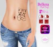 TSB ::: tattoo kitten