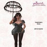 ::Sweet Intoxication:: Steampunk Umbrella w/pose
