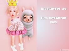 KID PLAYFULL AO