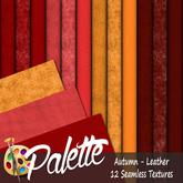 Palette - Autumn Leather