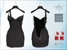 *agp* Nora dress / black
