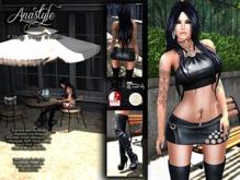 AnaSTyle - Claudia Black (Maitreya,Eve Pulpy&Slim,Freya,Hourglass,Isis, Physique,TMP,Tonic,Curvy,Tonic Fine,Venus,Classi