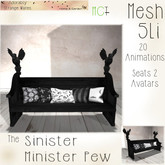 ~ASW~ The Sinister Minister Pew