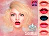 ::White Queen :: coqueta lipstick  A - omega