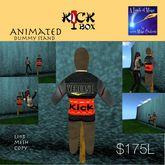 Animated Kick-Box Standing Dummy(crate)