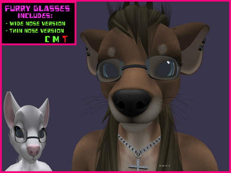 Furry Glasses (Revised)
