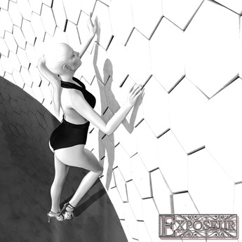 Exposeur - Hex Wall (WEAR ME)