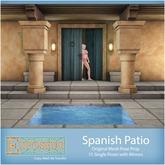 {.:exposeur:.} Spanish Patio