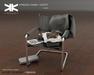 Atrezzo :: Chair & Outfit :: {kokoia} :: Black