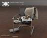 Atrezzo :: Chair & Outfit :: {kokoia} :: Beige
