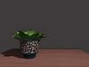 Mesh vase mesh succulent sixties pot 1024