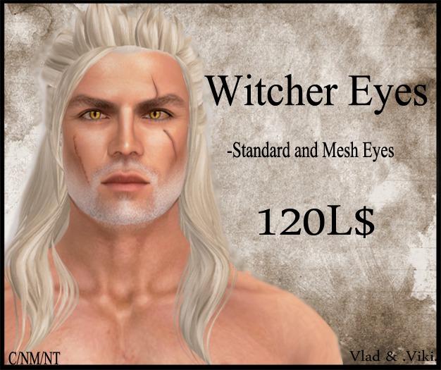 [Vlad] &.Viki. Witcher Eyes