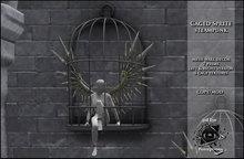Caged Sprite ( Steampunk )